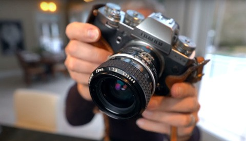 Using Vintage lenses on the Fuji X-T3