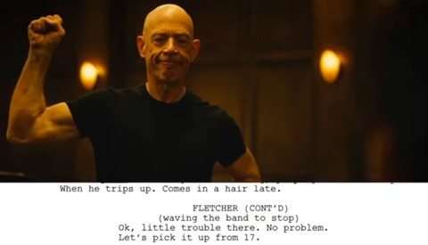 'Whiplash': An Example of Brilliant Writing, Directing, and Editing