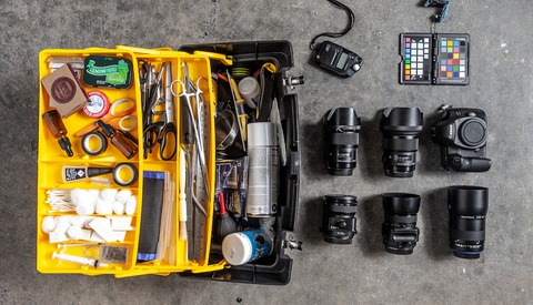 What Equipment Do Commercial Photographers Use?