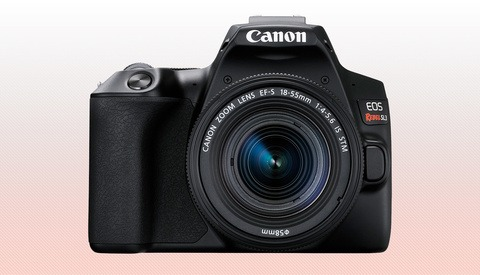 First Canon Rebel With 4K Video: New SL3 Is Smallest and Lightest EOS Camera