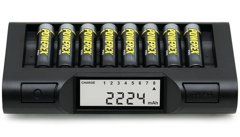 Fstoppers Reviews Powerex MH-C980 8-Cell Charger-Analyzer