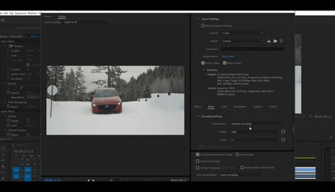 The Best Premiere Pro Export Settings for YouTube