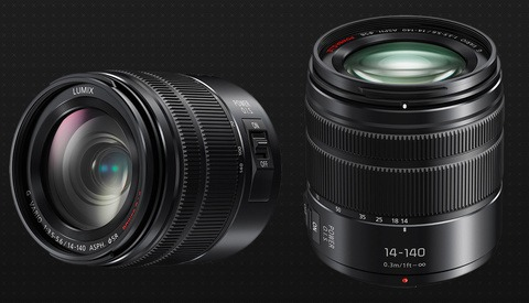 Panasonic Updates Lumix G 14-140mm f/3.5-5.6 Lens With Better Weather Protection
