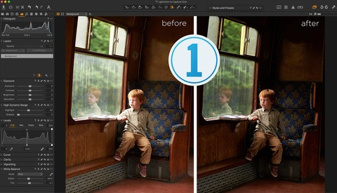 How to Save a 'Bad' Image & Make It Great With Luma Range: Capture One