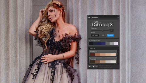 Fstoppers Reviews the NBP Colourmap X Version 1.1 Plugin: The Best Color Extraction Plugin on the Market