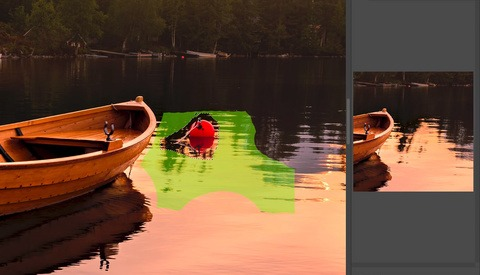 Using Content-Aware Fill to Easily Remove Objects in Photoshop