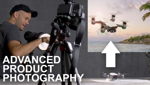 'Advanced Product Photography': A Free Video Tutorial