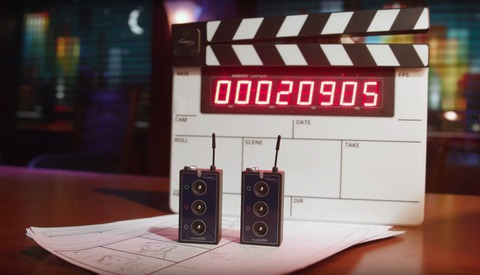 History of Timecode in Film and TV Industries