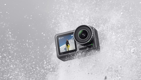 DJI Claps Back at GoPro With the Osmo Action