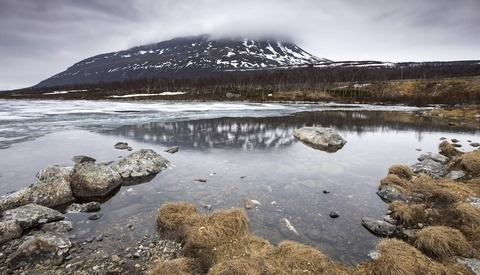 Shooting Long Exposures in the Arctic Circle