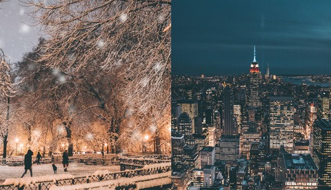 Photographer Documents New York's Streets and Parks Through the Seasons