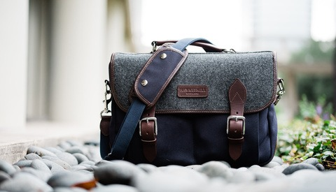 Fstoppers Reviews the New and Improved Luxury Camera Bag From Hawkesmill