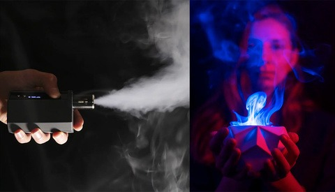 This Portable, Wireless Smoke Machine Can Help Give Your Photos an Edge