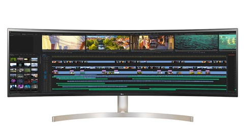 What's It Like Working on a 49-Inch Ultrawide Display?