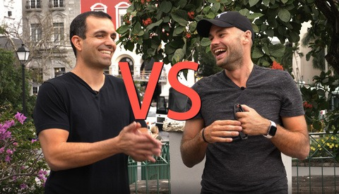 Fstoppers vs SLR Lounge: Vote For Who You Think Won