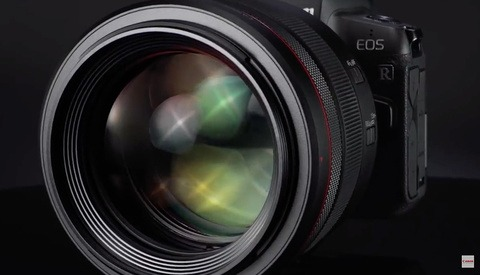 Canon Announces the RF 85mm f/1.2L USM Lens