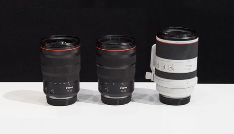 Is Canon Gearing Up to Release a 'Holy Trinity' of Lenses for RF Mount in July?