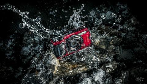Olympus Announces Updated TG-6 Underwater Camera
