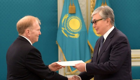 Official Photos of Kazakhstan President Accused of Beauty Retouch, Altered Skin and Chin