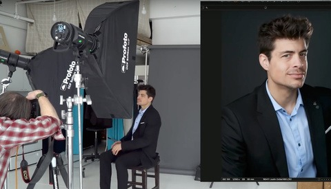 A Fundamental Lighting Setup for Every Portrait Photographer: Three Point Lighting