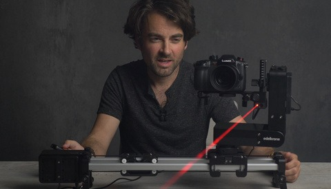Fstoppers Reviews the edelkrone SliderPlus and HeadPlus System