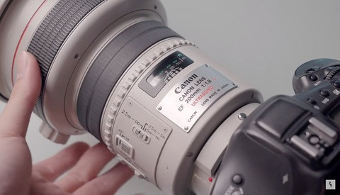 Why Was the Canon 200mm f/1.8 So Expensive?