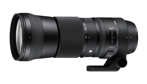 Get a Great Discount on The Sigma 150-600mm f/5-6.3 DG OS HSM Contemporary Lens Today Only