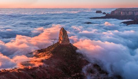 Photographer Jack Dykinga Celebrates 100 Years of Grand Canyon National Park