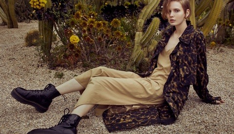How I Shot This Editorial Fashion Spread for Glamour South Africa