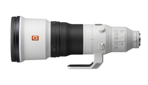 Sony Announces FE 200-600mm f/5.6-6.3 G OSS and 600mm f/4 GM Lenses