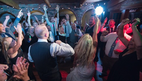 Work Your Butt off at Weddings for More Referrals