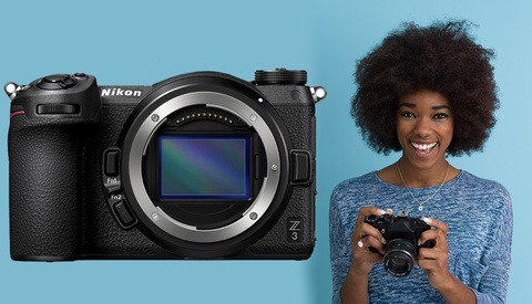 Would You Buy a Full-Frame Camera If It Had No Viewfinder?