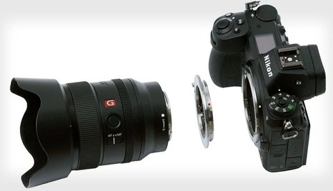 The World's First Sony E to Nikon Z Autofocus Lens Adapter Is Here