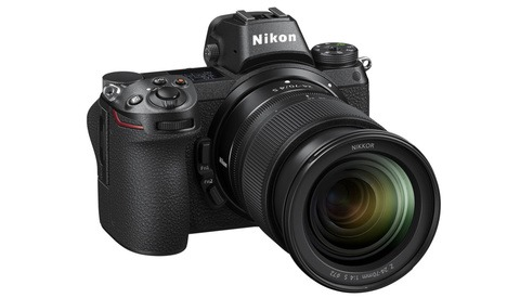 High Resolution Nikon Z8 in the Works?