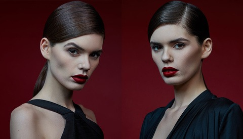 How I Shot These Studio Beauty Images