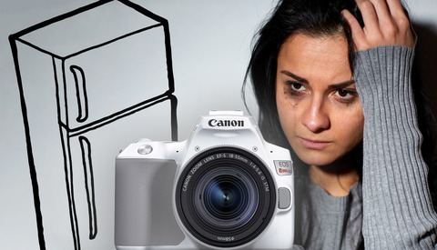 Why Is My Mom's Fridge Better Than My New Sony Mirrorless Camera?