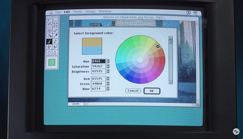 Here's What Photoshop Was Like in 1988