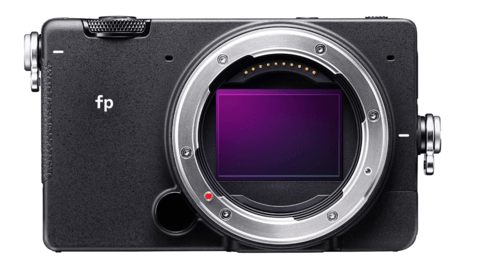 Sigma Announces the fp, the World's Smallest Full-Frame Mirrorless Camera