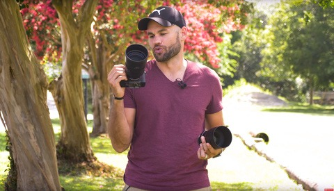 The Samyang 85mm f/1.4 Versus the Sony 85mm f/1.4
