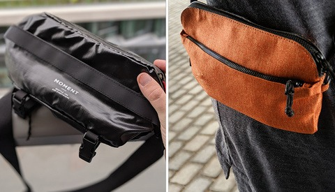 Fstoppers Reviews the Moment Crossbody Wallet and Fanny Sling