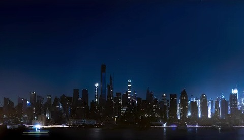 Time-lapse Photographer Captures Amazing Footage of New York City Blackout