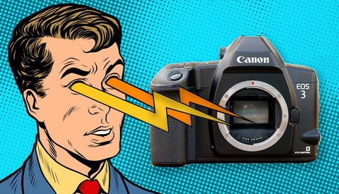 Is Canon About to Bring Eye-Controlled Autofocus Back From the Dead?