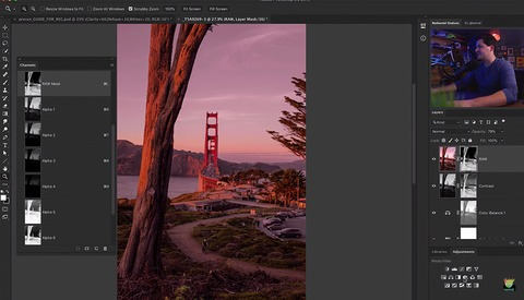 The Power of Luminosity Masks in Photoshop