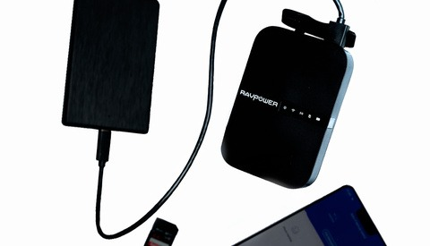 The RAVPower FileHub: A Travelling Photographer's Best Friend