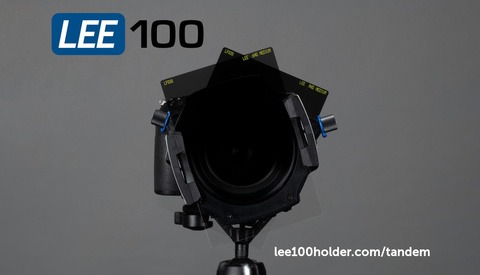 Lee Filters Announces the Lee100 Tandem Adaptor