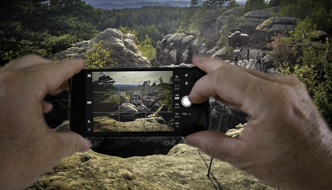Would You Consider a Smartphone for Your Photography