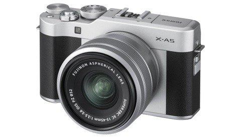 How Good Is Fujifilm's Budget X-A5 Camera?