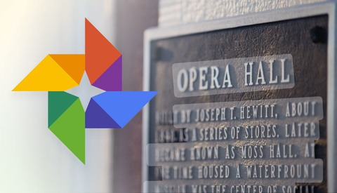 Google Photos Can Now OCR the Visible Words in Your Shots