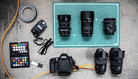 Ever Wondered What Camera Equipment  Professional Food Photographers Use?
