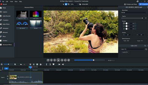 Refreshingly Simple Video Editing With ACDSee Video Studio 4